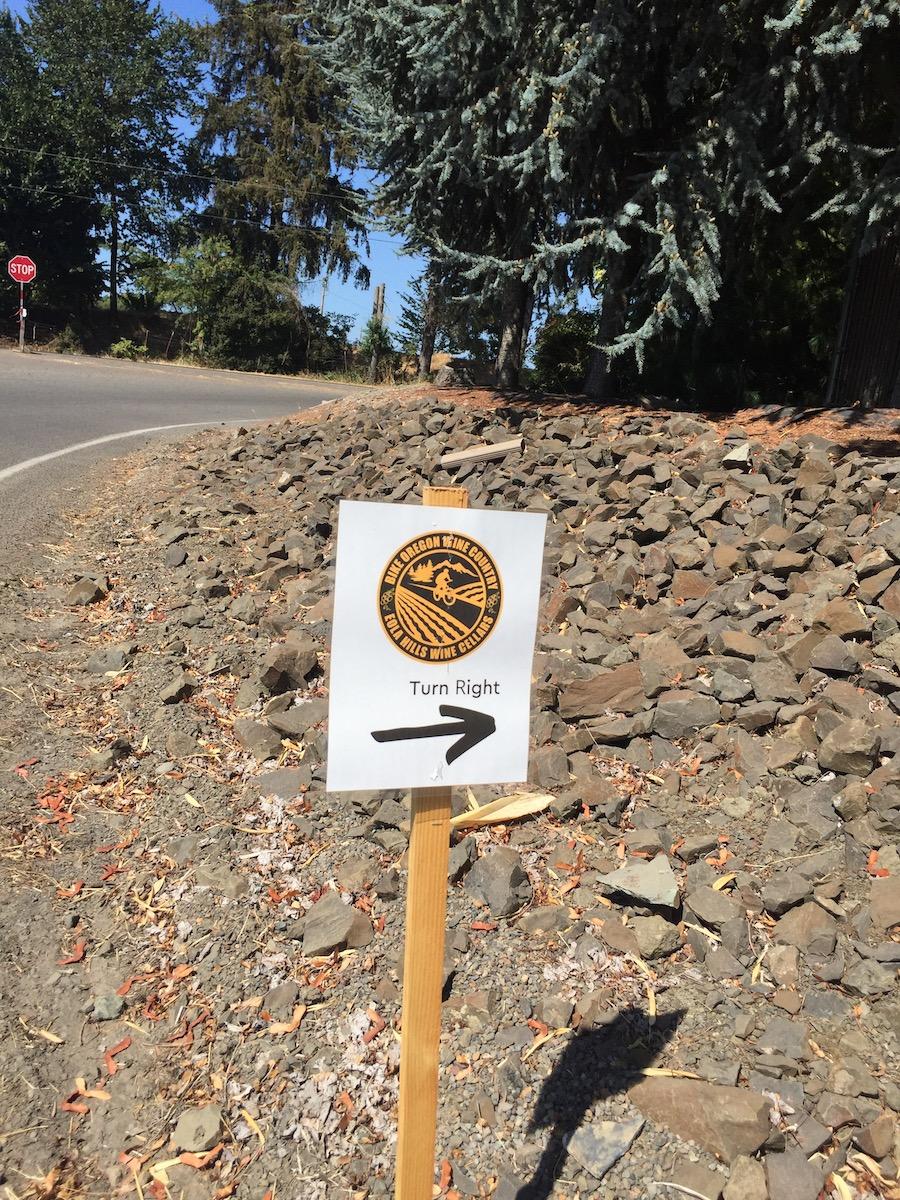 Eola Bike Route