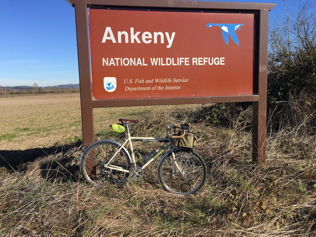 Ankeny Wildlife Refuge