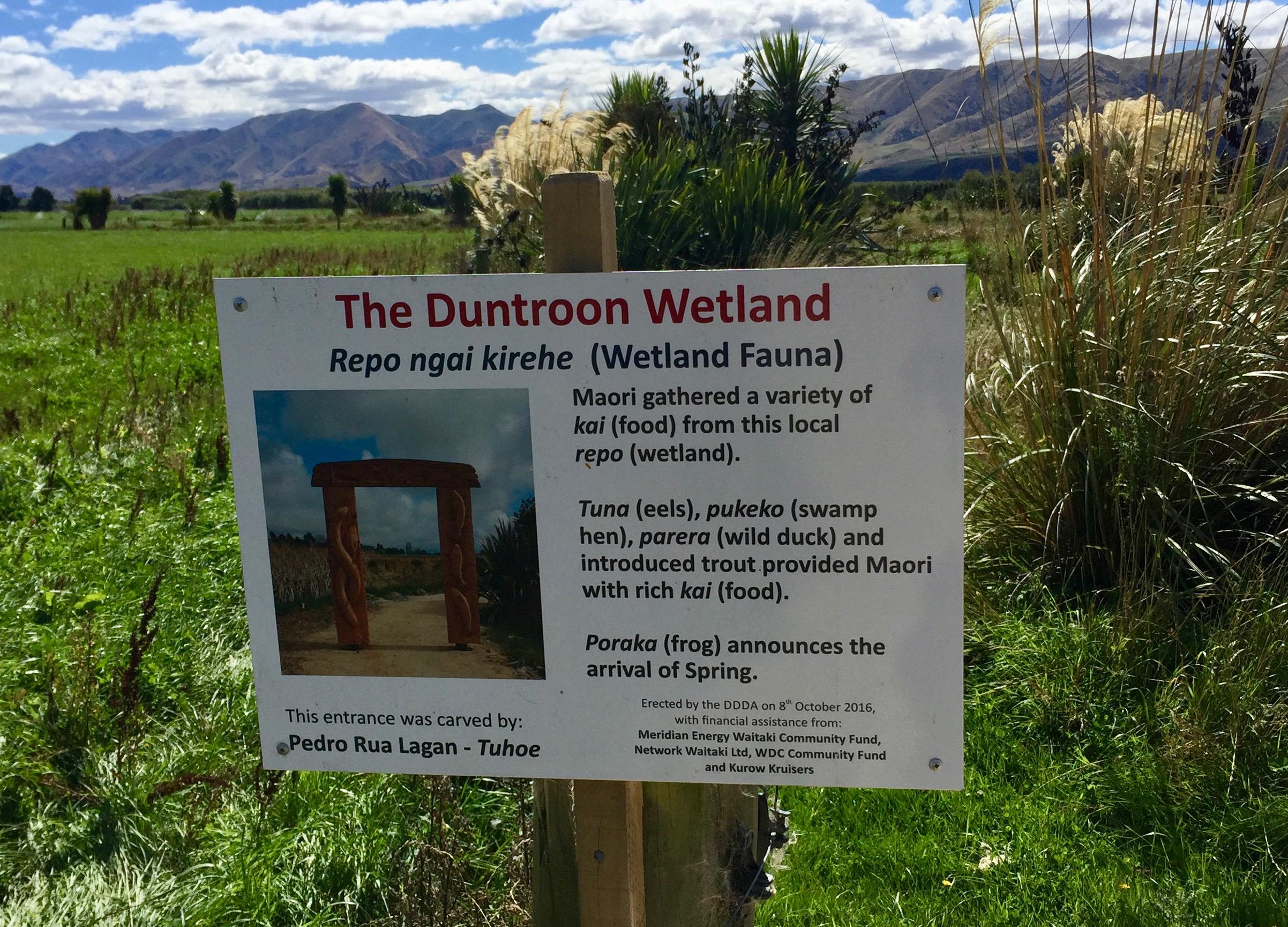 Duntroon Wetlands