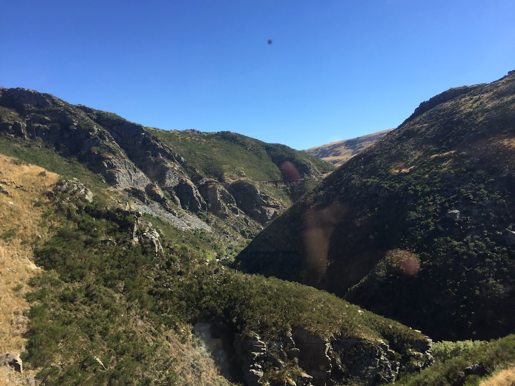 The Taieri Gorge